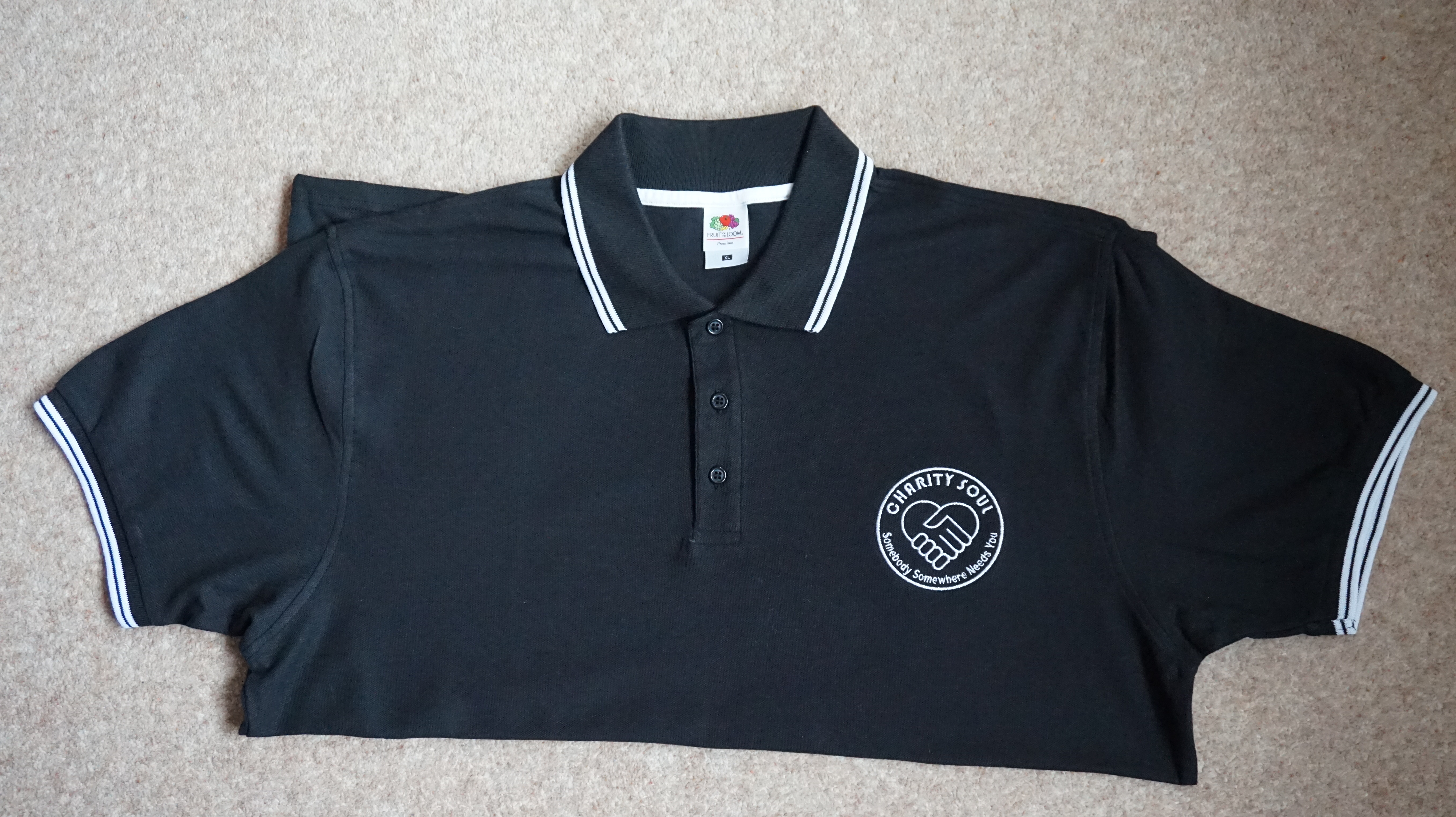 Charity Soul Polo Shirt